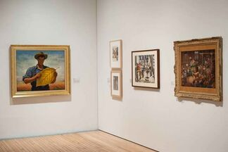 Art for Every Home: Associated American Artists, 1934–2000, installation view