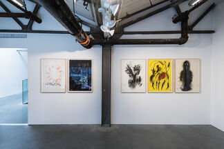 13 Works, installation view