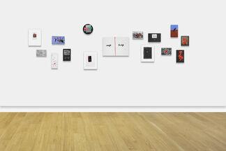 Julije Knifer / Mladen Stilinovic, installation view