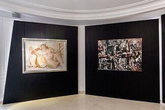 Monaco Masters Show 2020, installation view