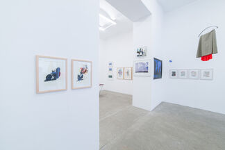 Editions, installation view
