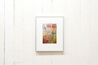 "Yasuo Kiyonaga's Photo exhibition ""Wall in the city"", installation view"
