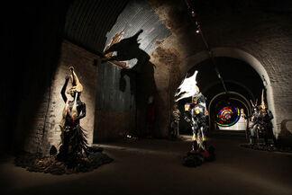 The Minotaur, installation view