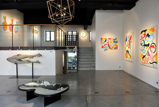 CEIZER - Leave it all behind, installation view