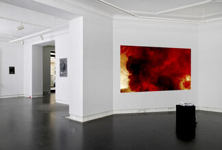 She Comes in Colours Everywhere, installation view