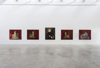 Adriana Duque   Iconos, installation view