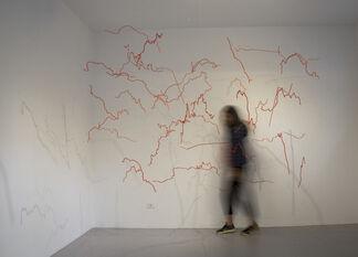 Intermittent Topographies, installation view