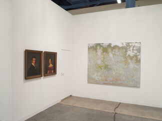 Simon Lee Gallery at Art Basel in Miami Beach 2014, installation view