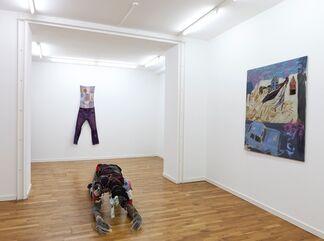 Lutz Braun - Spuk ist die Absicht, installation view