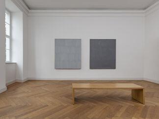 Im Rhythmus, installation view