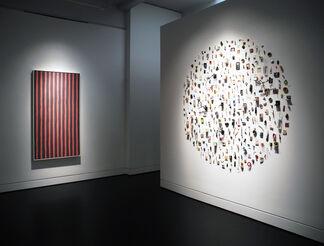 35 Days, installation view