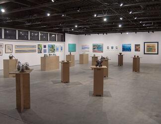 Art of Water III, installation view