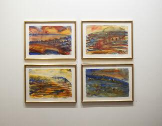 Frans Widerberg, installation view