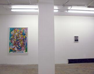 Rusty Shackleford, installation view