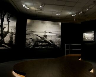 Galerie Frédéric Moisan at Photo London 2020, installation view