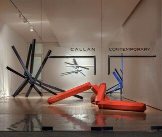Constructivist Dialogue, installation view