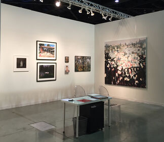 G. Gibson Gallery at Seattle Art Fair 2015, installation view