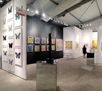 Other Criteria at Art Miami 2015, installation view