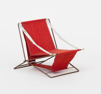 Henry Glass, 'Folding Chair', 1961