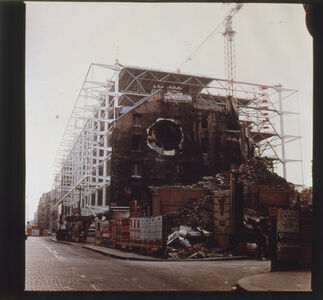 Gordon Matta-Clark, 'Untitled: Detail (27-29 rue Beaubourg)', 1975