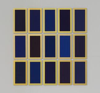 Winston Roeth, 'Almost Blue', 2016