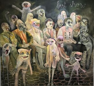 Juliane Hundertmark, 'Last Show', 2020