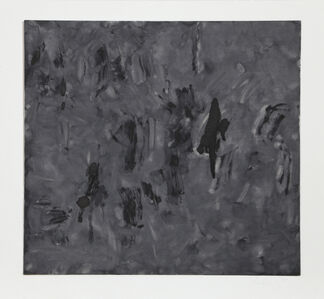 Pat Passlof, 'untitled 1', 1982