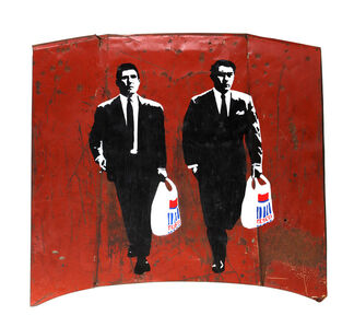 T.Wat, 'Corporate Gangsters', 2013