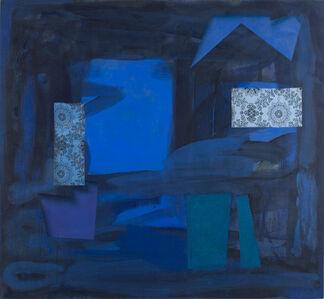 David Collins, 'Dark Window', 2017