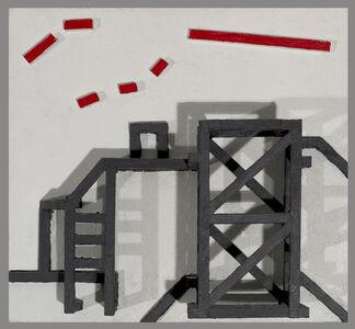 Igor Shelkovsky, 'Fragment-1', 2008