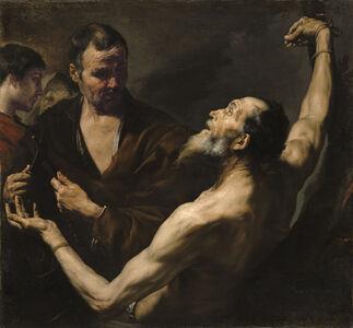 Jusepe de Ribera, 'The Martyrdom of Saint Bartholomew', 1634