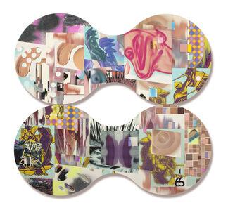 Alisa Henriquez, 'Twist, Glide, Shine, and Weep', 2018