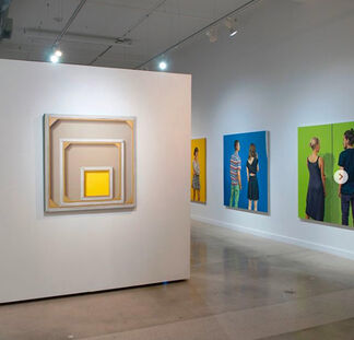 PAINTINGS by Pablo Guzmán, installation view