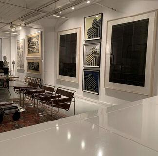 Wildwood Press at IFPDA Fine Art Print Fair Online Fall 2020, installation view