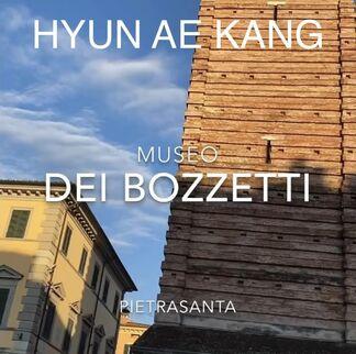 Hyun Ae Kang at MUSEO Dei Bozzetti, Pietrasanta, Italy, installation view