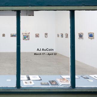 Au AuCoin, installation view