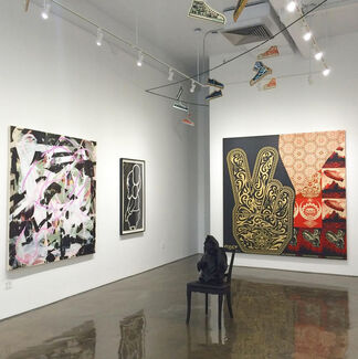 This Ain't Main St., installation view