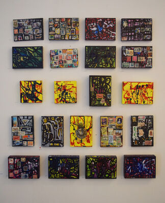 Small Works: $100 and Under, installation view