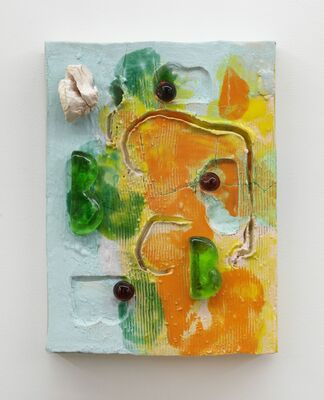 "JOHAN CRETEN ""ALFRED PAINTINGS"", installation view"