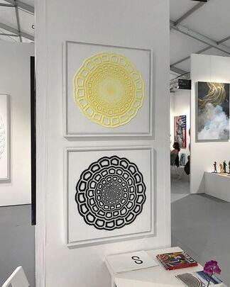The Pivot Gallery at SCOPE Miami Beach 2016, installation view