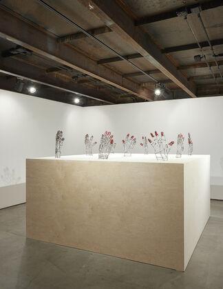 Teresa Burga: Mano Mal Dibujada, installation view