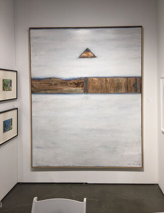 Elins Eagles-Smith Gallery at Seattle Art Fair 2018, installation view