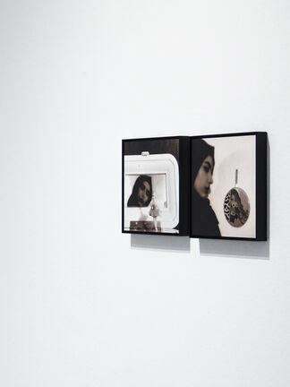 Baraa — Window to Window, installation view