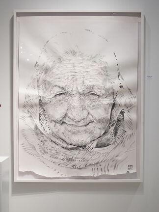 Rimonim Art Gallery at Art Wynwood 2015, installation view
