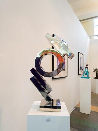 Rimonim Art Gallery at ART021 Shanghai Contemporary Art Fair 2014, installation view