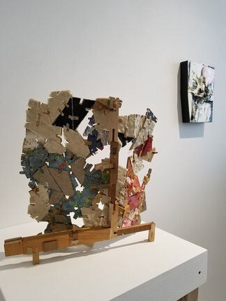 Julia Couzens  – Helen O'Leary – Cornelia Schulz– Assembled, installation view