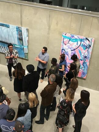 Conversations: A Focus on Contemporary Latin American Art, installation view