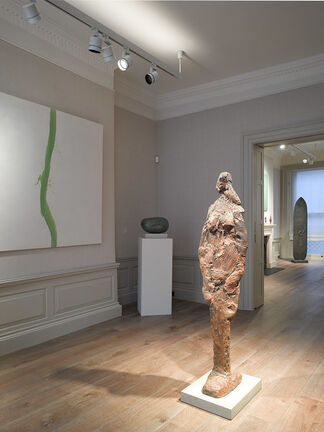 William Turnbull - Works from the Artist's Estate, installation view