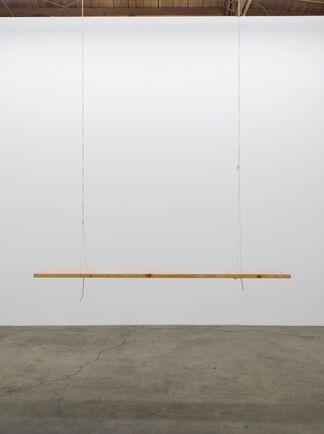 Davide Balula: Broken Things Float Faster, installation view