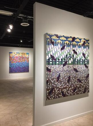Tom Francis: Signatures, installation view